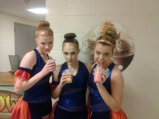 State Dance Competition!